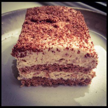 Chocolate Chestnut Layer Cake