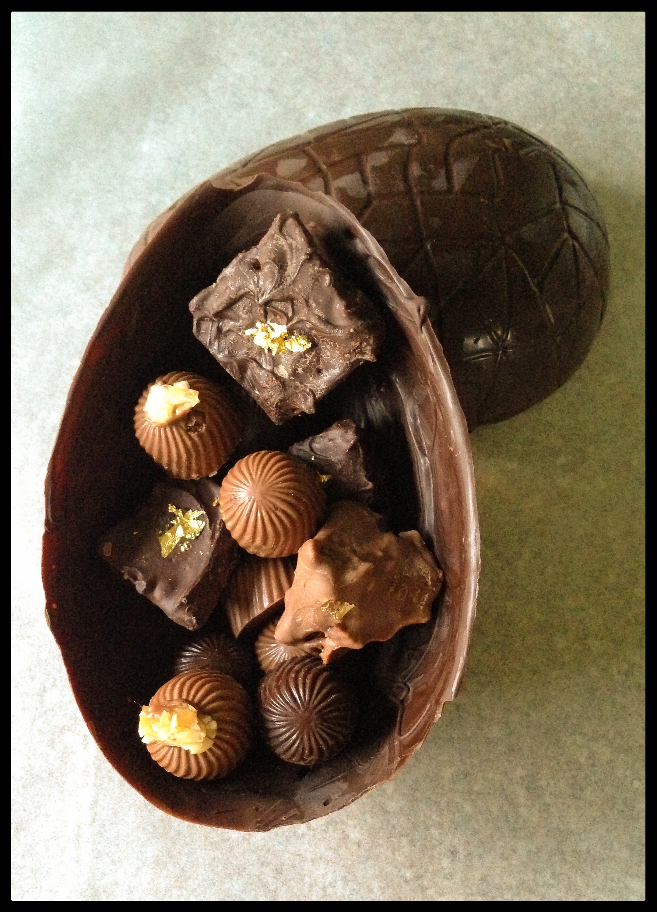 Patisserie Makes Perfect Truffles Honeycomb Amp Easter Eggs