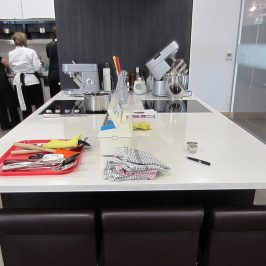 Miele Creative Living Course Classroom