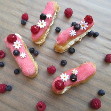 Eclairs – Patisserie Maison Giveaway