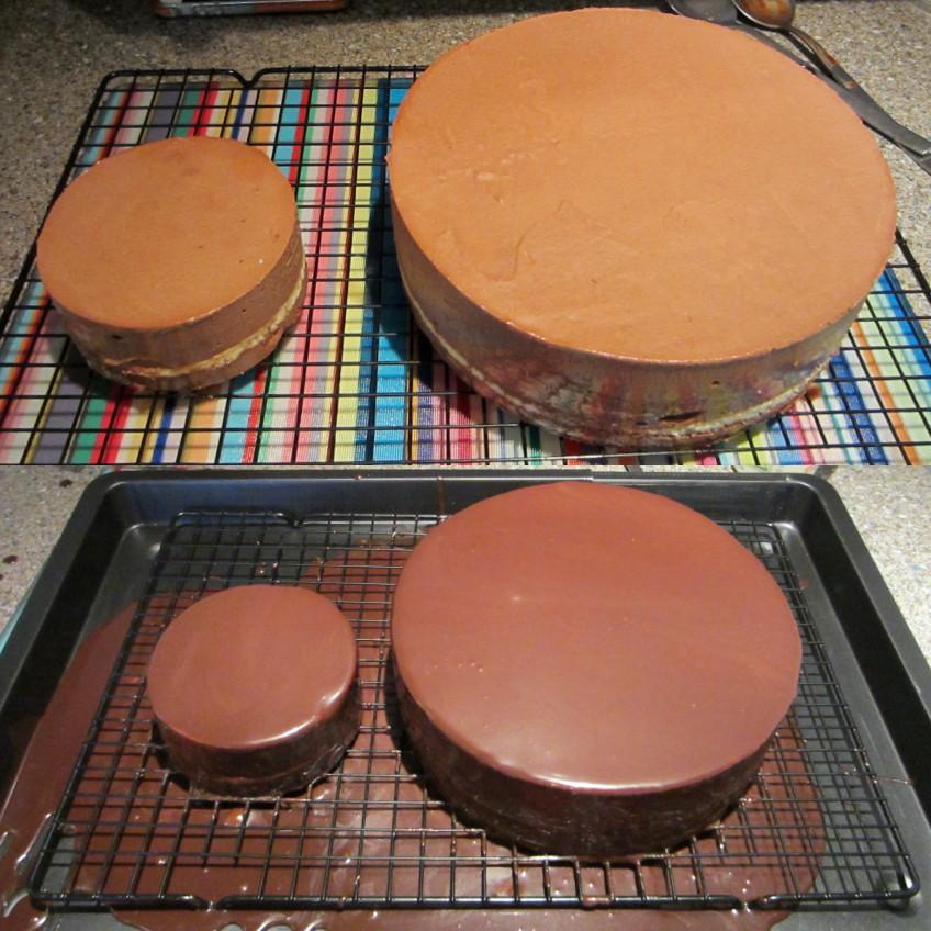 Jaffa Cake Entremet Patisserie Makes Perfect