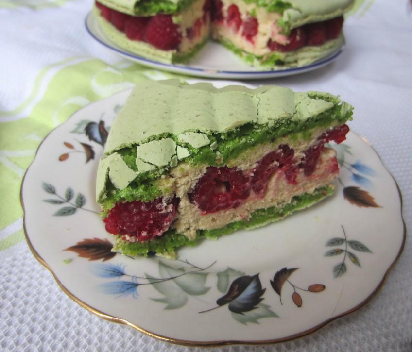 Recipe Chocolate Pistachio Cake