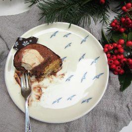 Chocolate & Chestnut Buche de Noel – Patisserie Book Giveaway