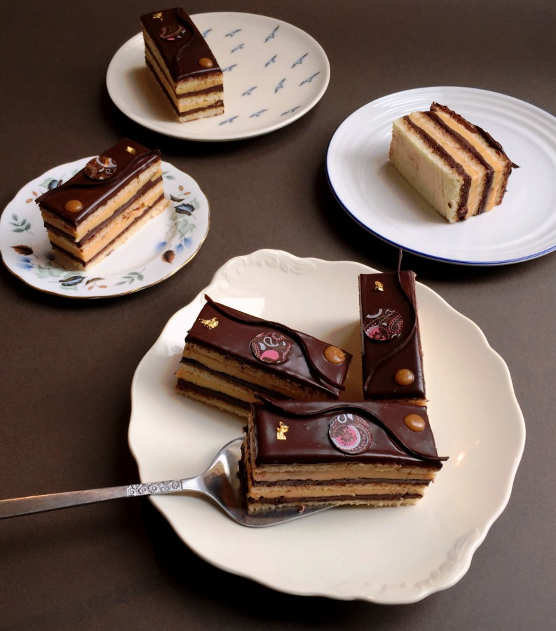 Opera Cake History The Opera Cake is Steeped in