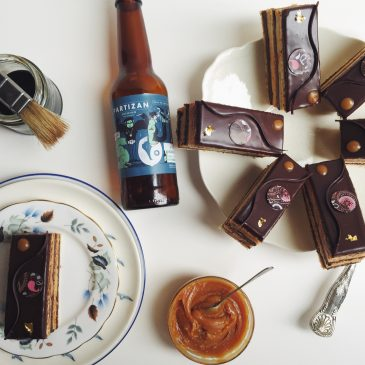 Stout & Salted Caramel Opera