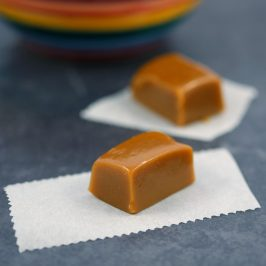 #ConfectionCollection: Earl Grey Caramels