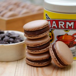 Marmite Macarons