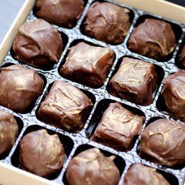 #ConfectionCollection: Hazelnut Truffles