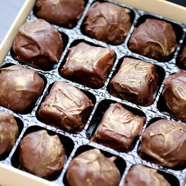 #ConfectionCollection: Hazelnut Truffles