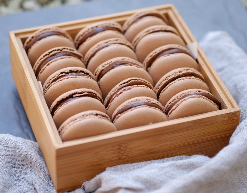 Patisserie Makes Perfect | Marmite Macarons