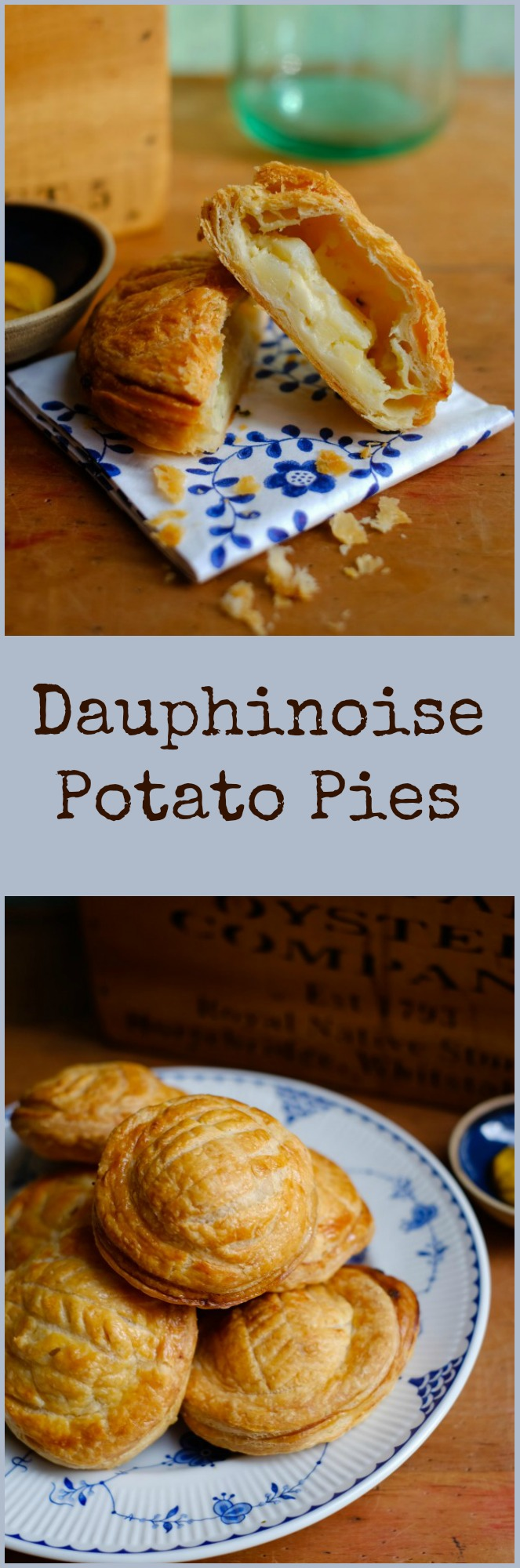 Dauphinoise Potato Pies | Patisserie Makes Perfect