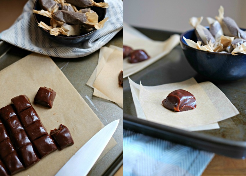 Chocolate Passion Fruit Caramels | Patisserie Makes Perfect