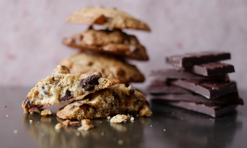 Spiced Chocolate Chunk Cookies | Patisserie Makes Perfect