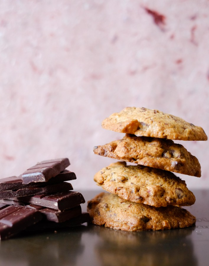 Spiced Chocolate Cookies | Patisserie Makes Perfect
