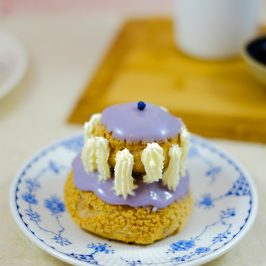 Earl Grey Religieuse | Patisserie Makes Perfect