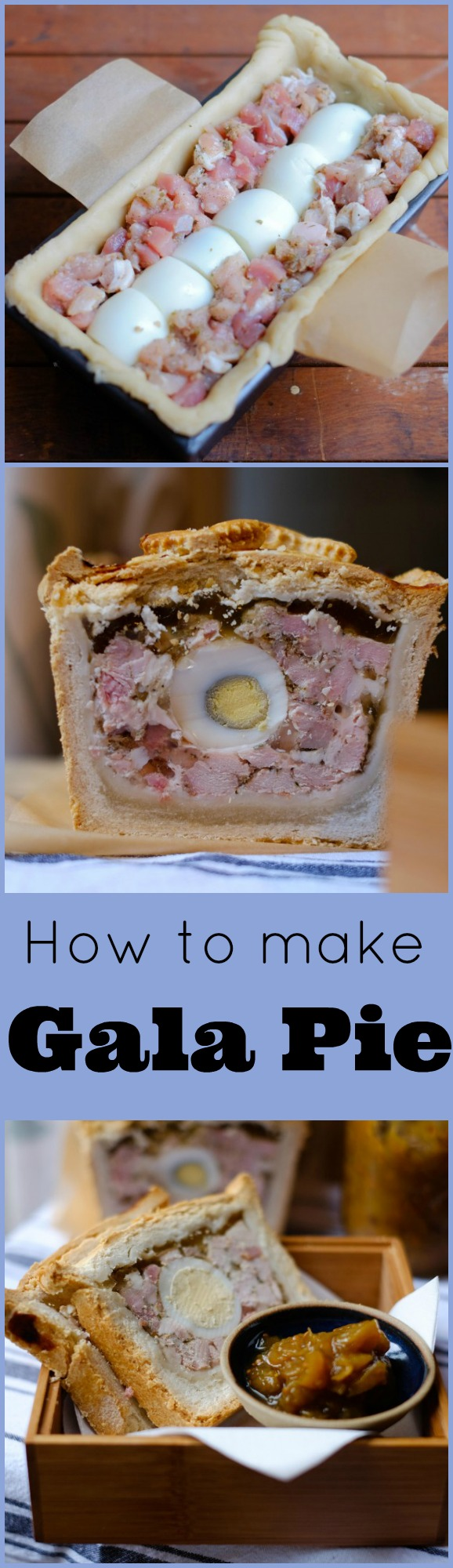 how to make gala pie the perfect picnic food patisserie