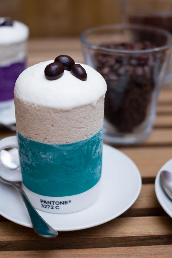 Iced Coffee soufflé | Patisserie Makes Perfect
