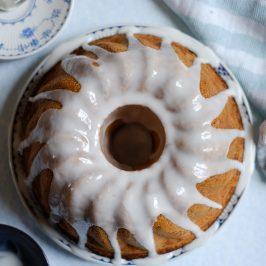 Rum Bundt (Tortuga Rum Cake)