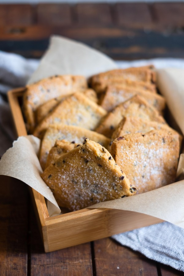 Cocoa Nib Biscuits | Patisserie Makes Perfect