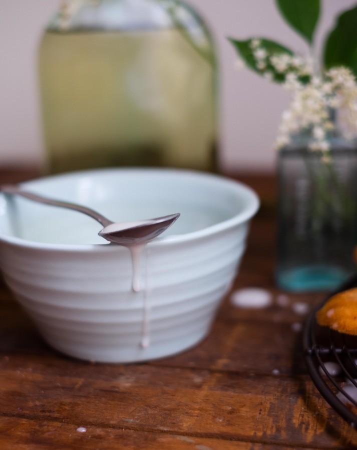 Elderflower glaze   Patisserie Makes Perfect