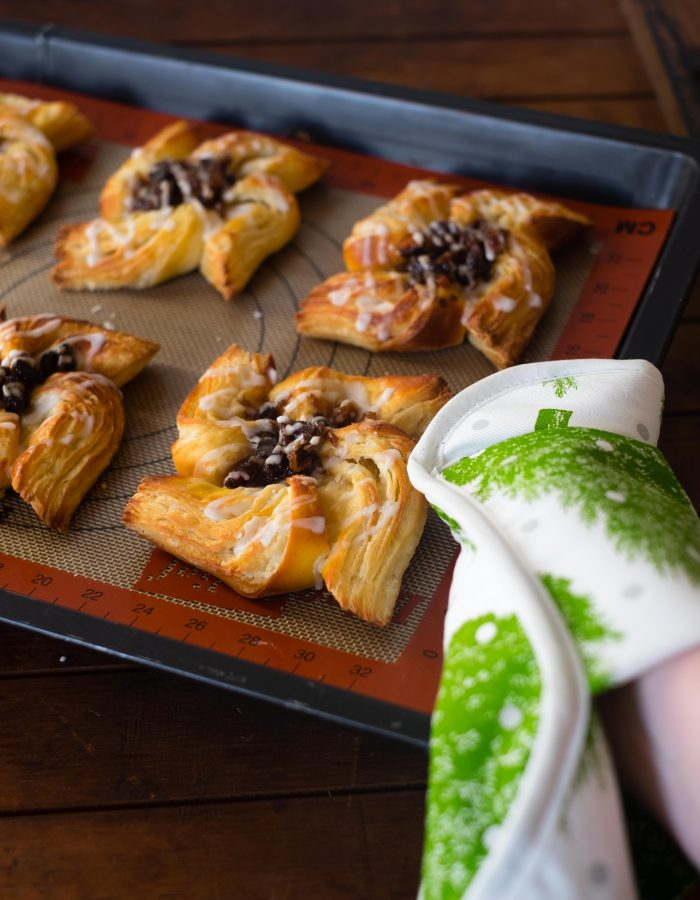 Mincemeat Danish Pinwheels | Patisserie Makes Perfect