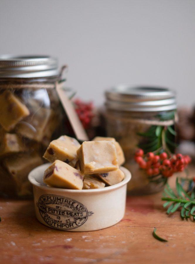 Mincemeat Clotted Cream Fudge   Patisserie Makes Perfect