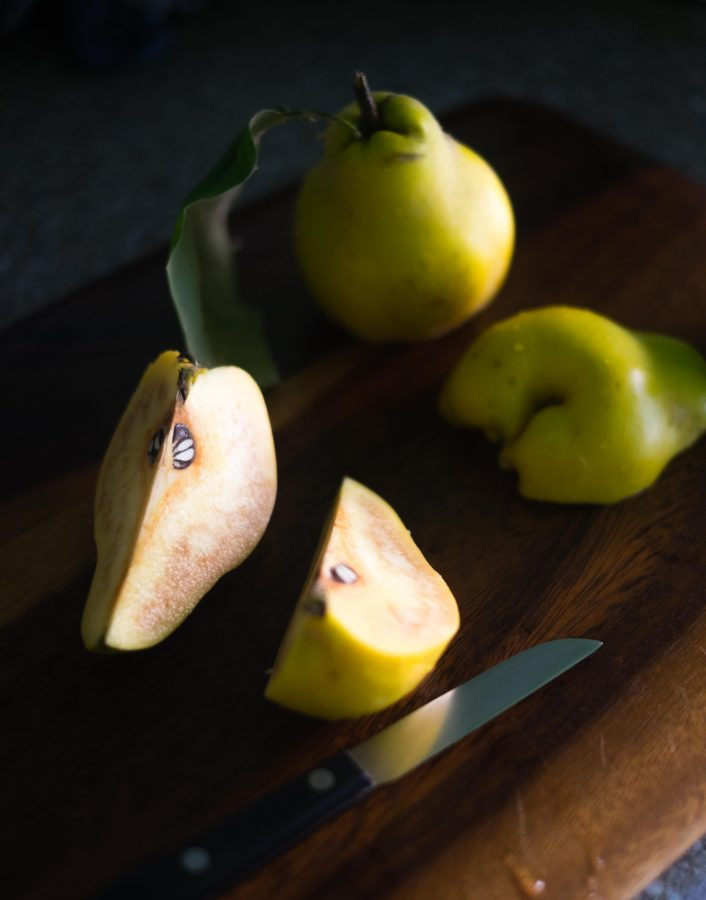 Quinces | Patisserie Makes Perfect