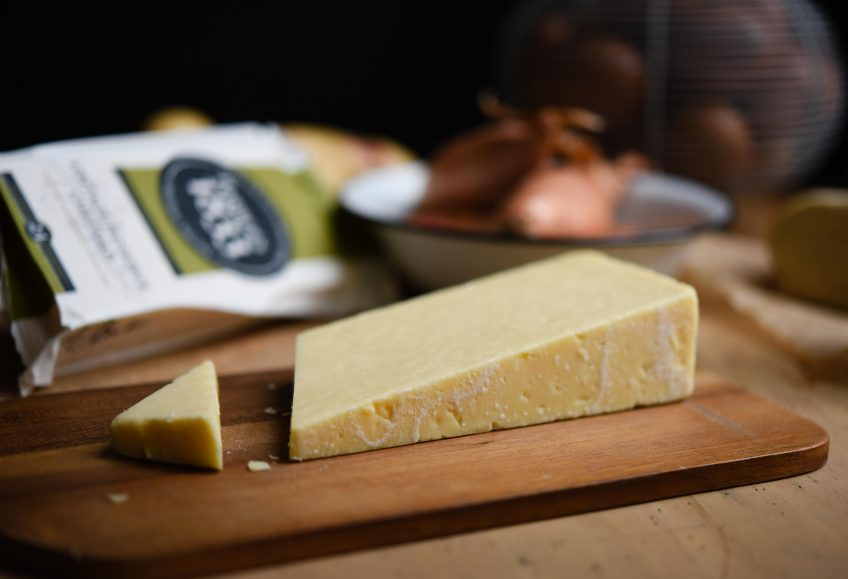 Barbers 1833 Vintage Reserve Cheddar   Patisserie Makes Perfect