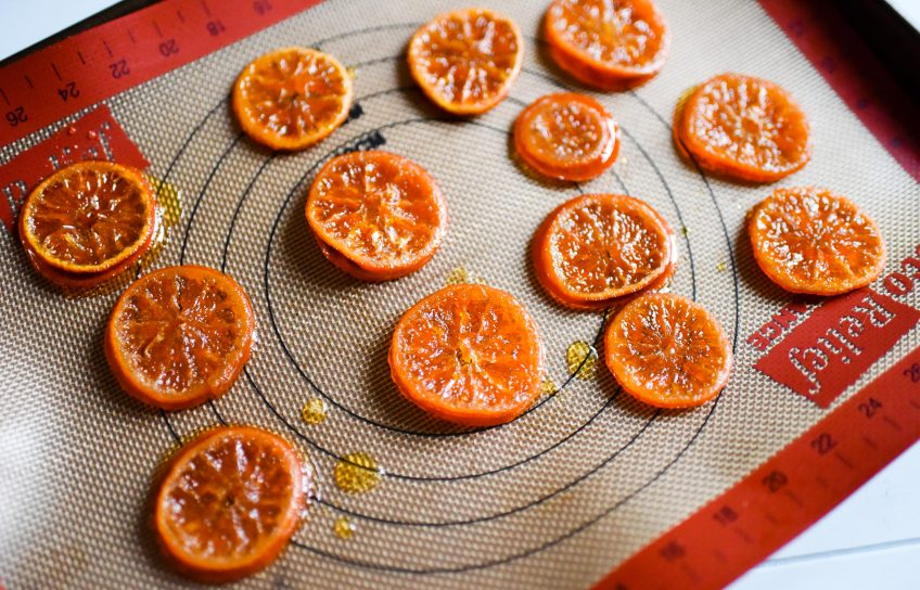 Candied Clementines | Patisserie Makes Perfect