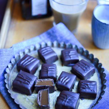 #ConfectionCollection: Cointreau Caramels