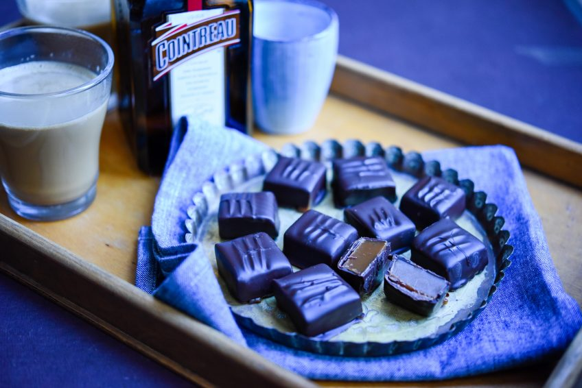 Cointreau Caramels | Patisserie Makes Perfect