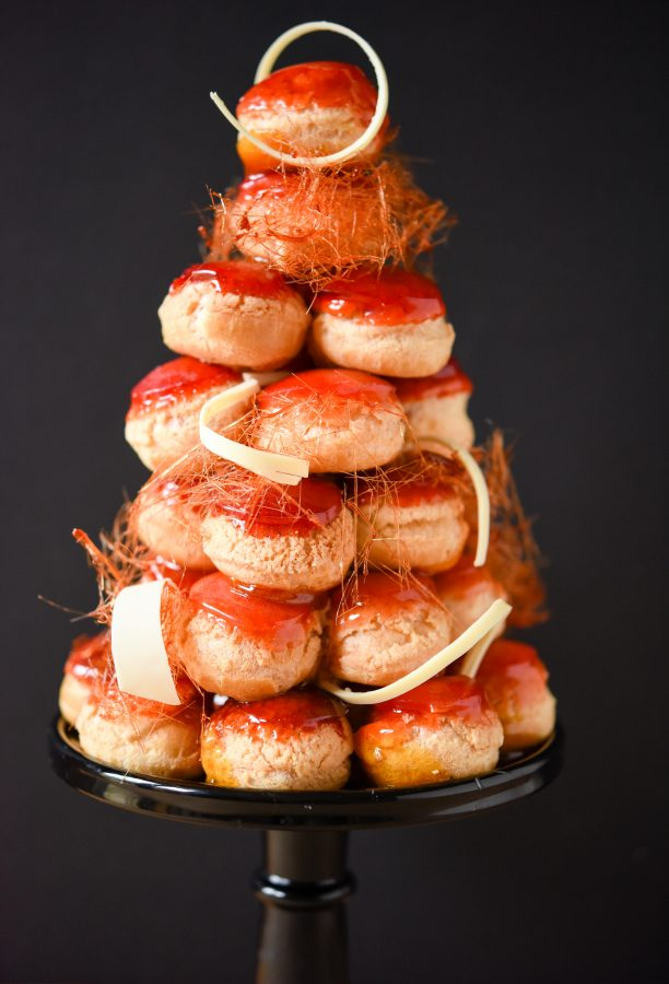 Croquembouche | Patisserie Makes Perfect