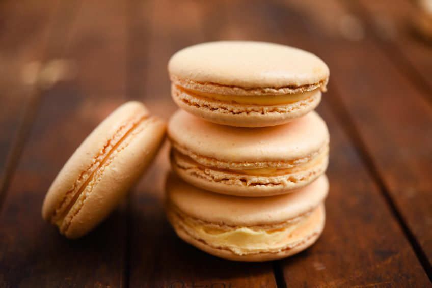 Cardamom & Mango Macaron | Patisserie Makes Perfect