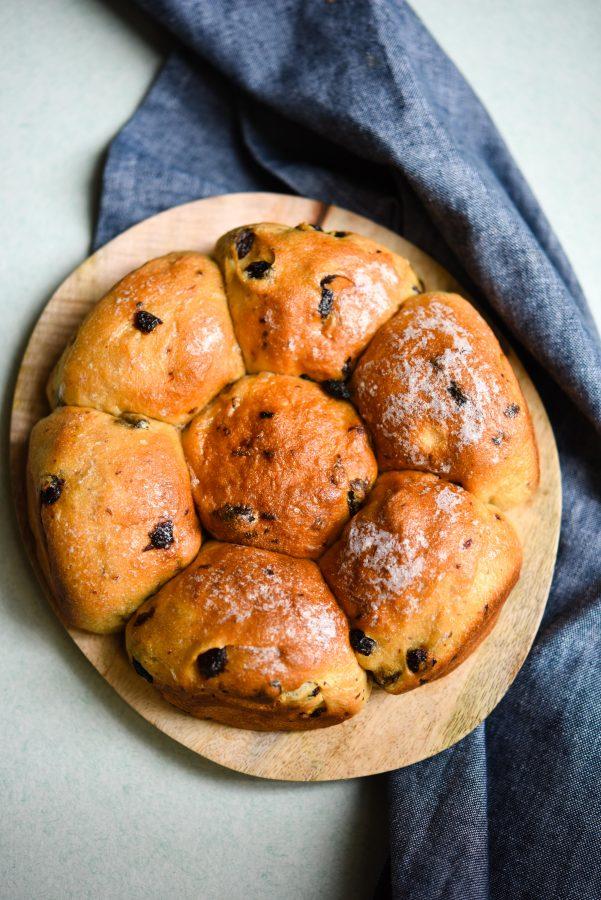 Proper Job Cornish Saffron Buns | Patisserie Makes Perfect