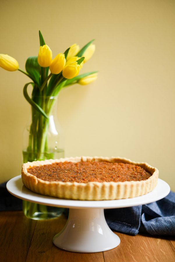 Treacle Tart | Patisserie Makes Perfect