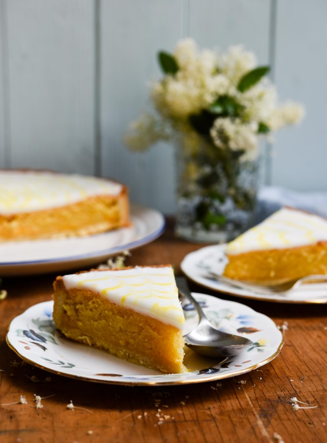 Lemon Bakewell Tart | Patisserie Makes Perfect