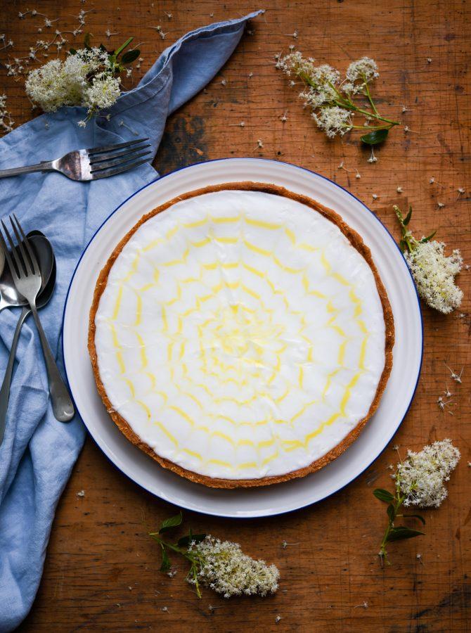 Lemon Bakewell Tart | Patisserie Makes Perfect
