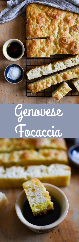 Genovese Focaccia | Patisserie Makes Perfect
