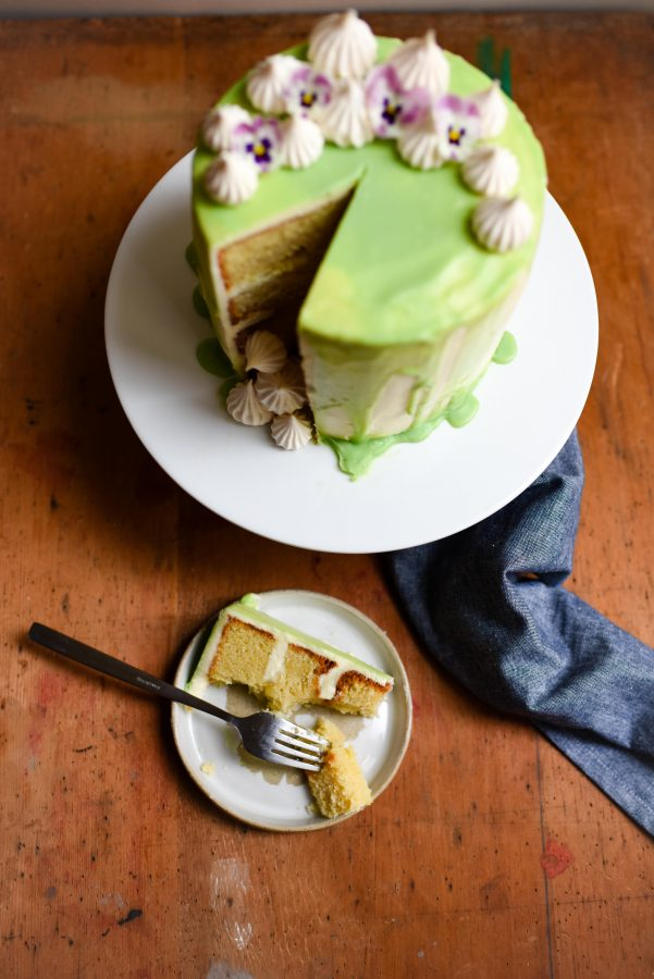Gin and Tonic Layer Cake | Patisserie Makes Perfect