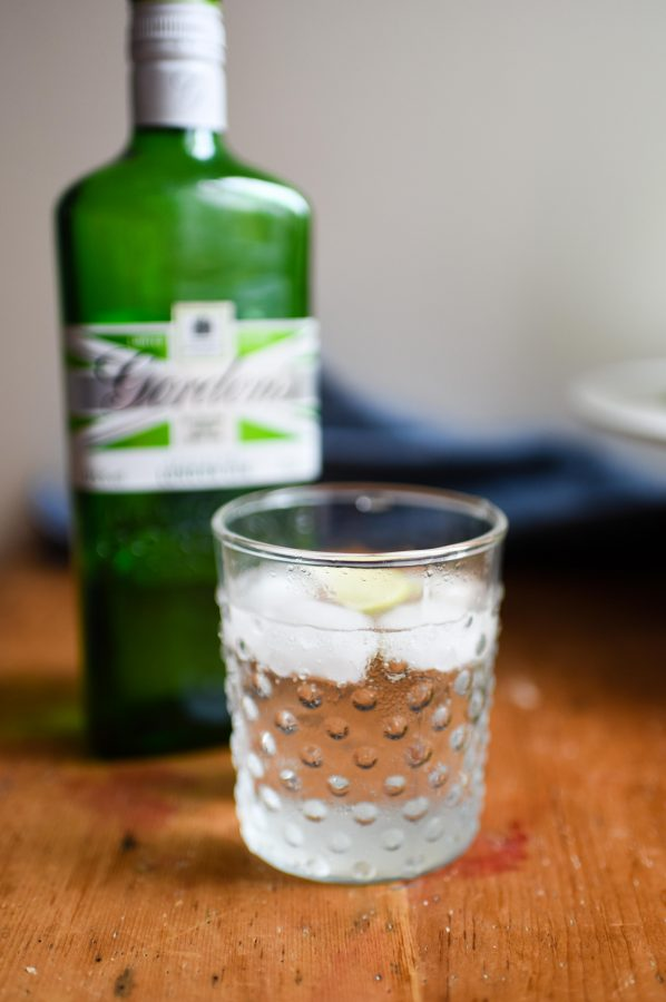 Gordons London Dry Gin and Tonic | Patisserie Makes Perfect