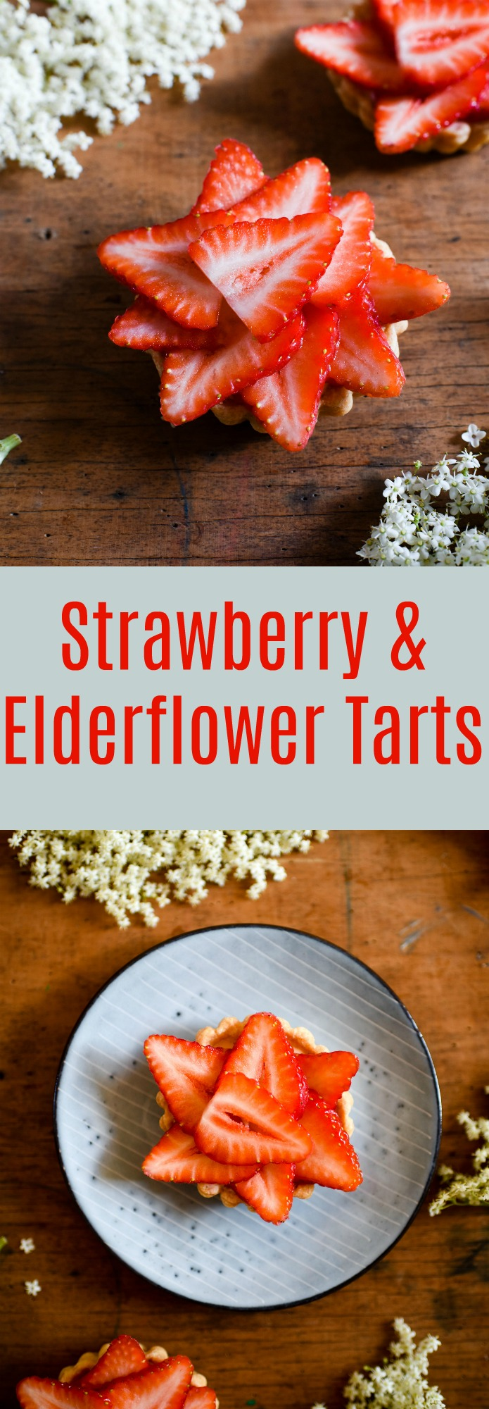 Strawberry & Elderflower Tarts | Patisserie Makes Perfect