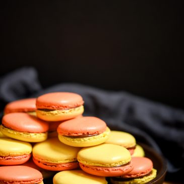 Magic Rock Brewery Macarons & Religieuse + A Giveaway