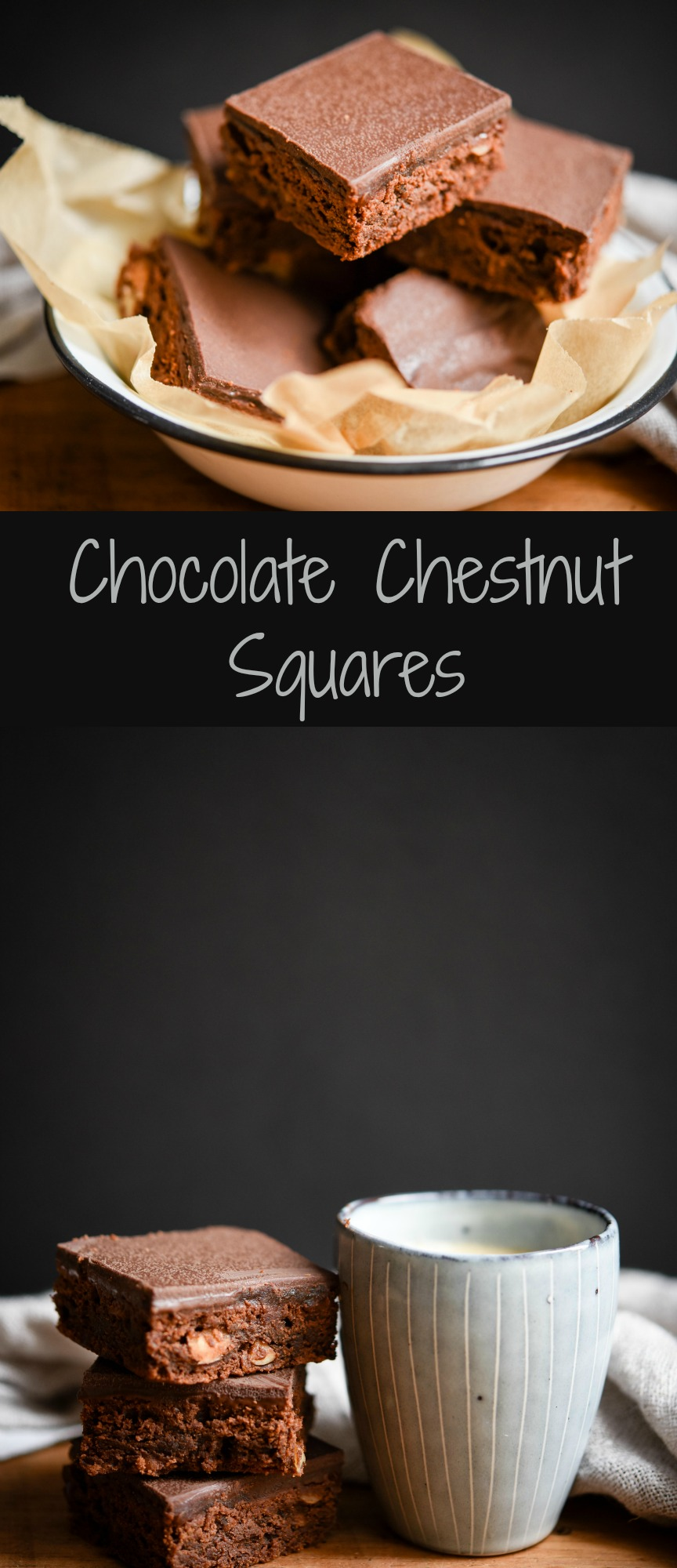 Chocolate Chestnut Squares | Patisserie Makes Perfect