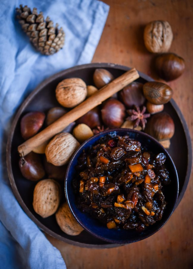Rum Mincemeat   Patisserie Makes Perfect