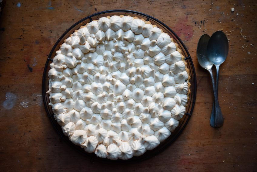 Mincemeat Meringue Pie | Patisserie Makes Perfect