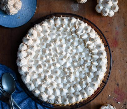 Mincemeat Meringue Pie