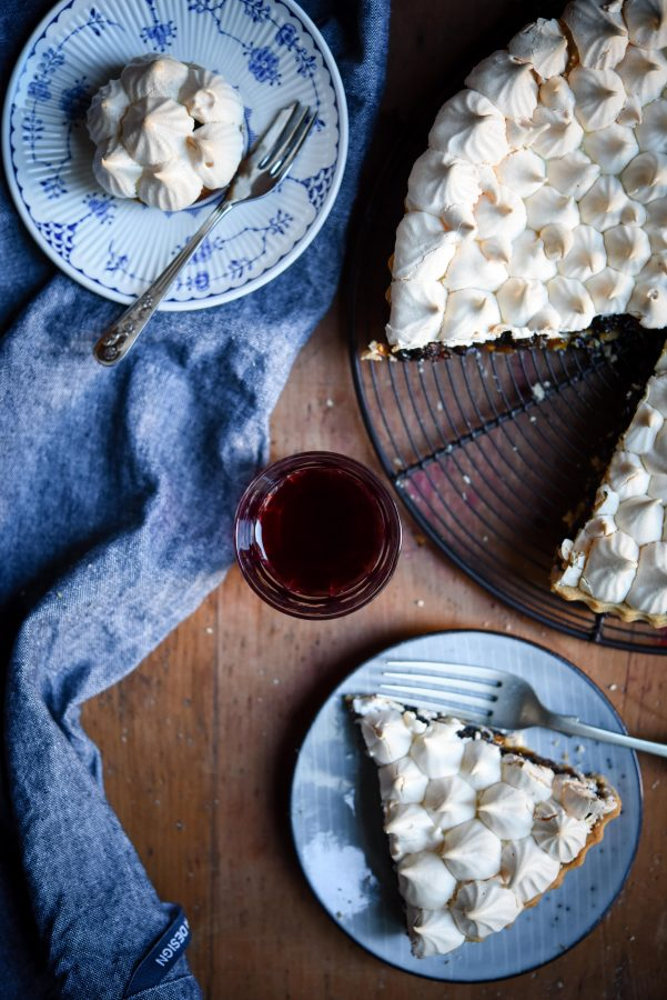 Mincemeat Meringue Pies | Patisserie Makes Perfect