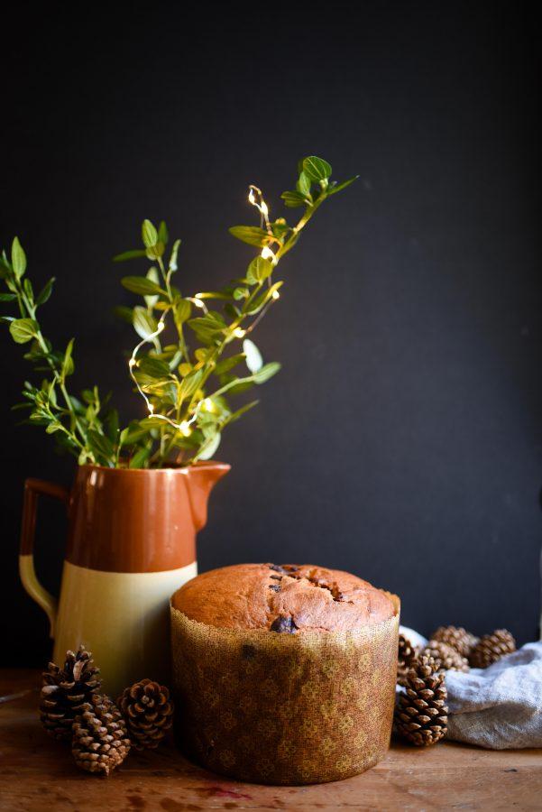 Chocolate Orange Panettone | Patisserie Makes Perfect