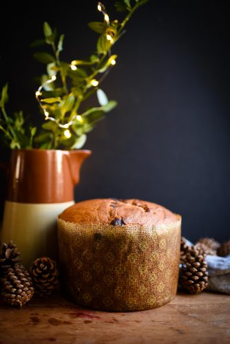 Chocolate Orange Panettone | Patisserie Makes Perfect