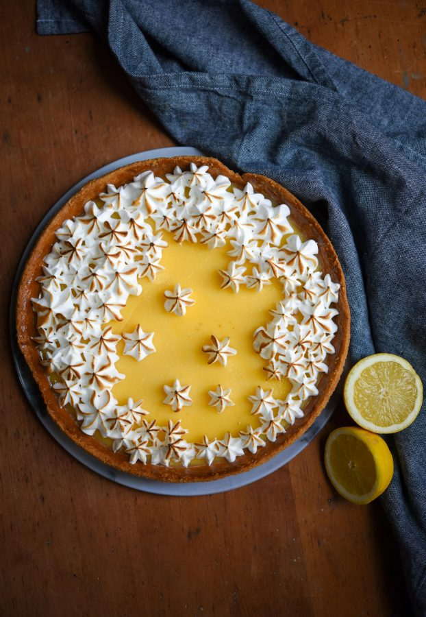 Lemon Tart with Italian Meringue | Patisserie Makes Perfect